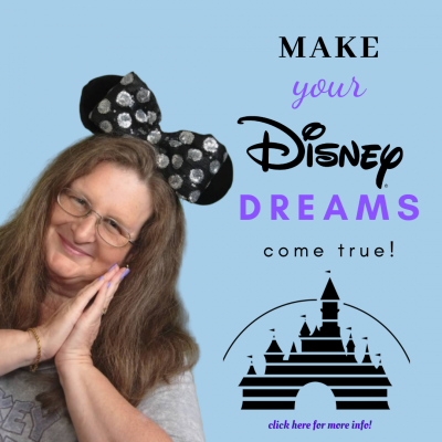 Make Your Disney Dreams Come True - Rebecca Bryant, Disney Vacation Travel Agent