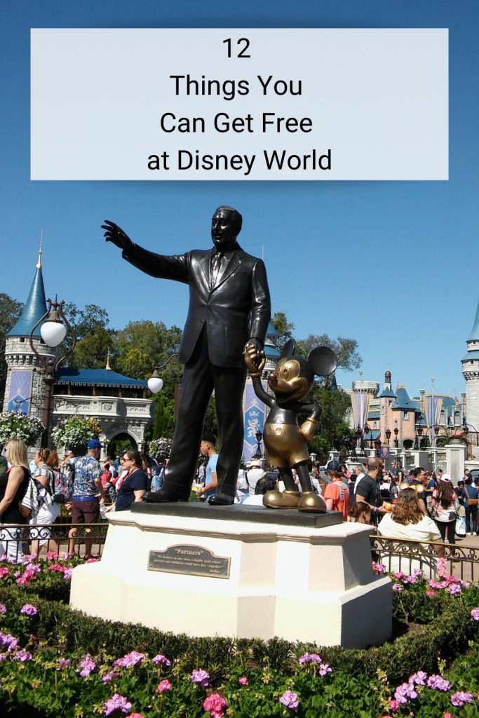 12 Things You Can Get Free at Disney World