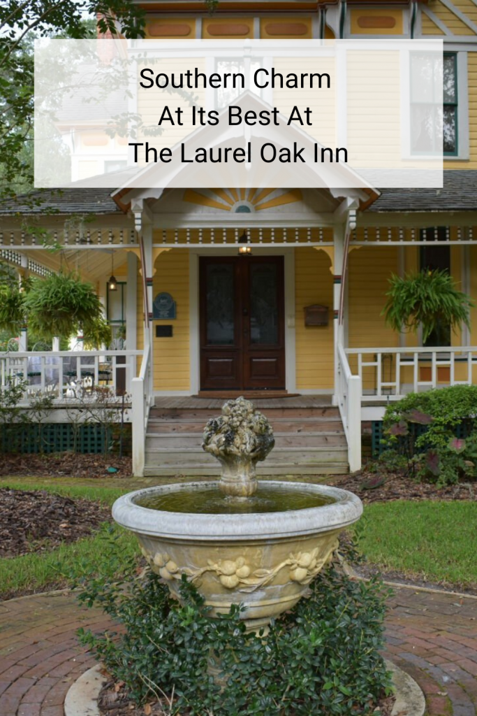 Southern Charm At Its Best At The Laurel Oak Inn