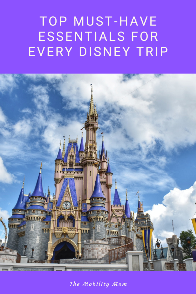 Top Must-Have Essentials For Every Disney Trip