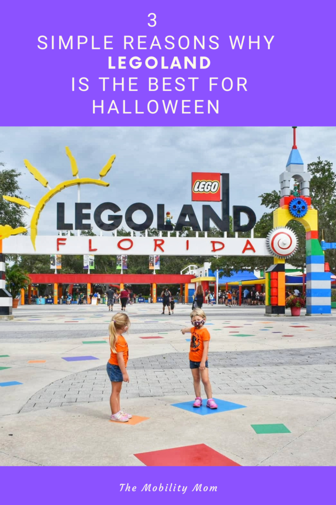 3 Simple Reasons Why Legoland Is The Best For Halloween