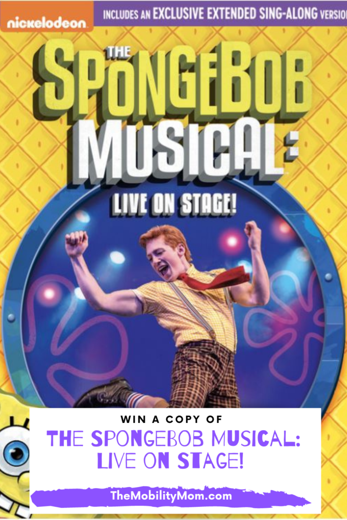The SpongeBob Musical: Live on Stage! Giveaway