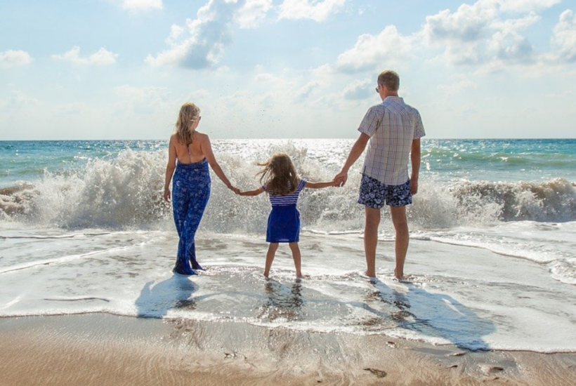 Should You Work on a Family Vacation?