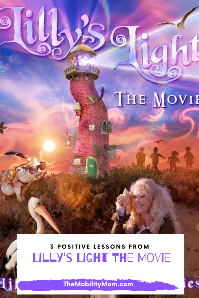 Positive Lessons From Lilly's Light The Movie