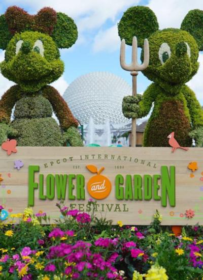 Best Things at Taste of Epcot International Flower & Garden Festival