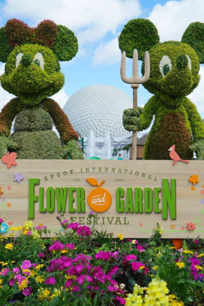 Best Things at Taste of Epcot International Flower & Garden Festival