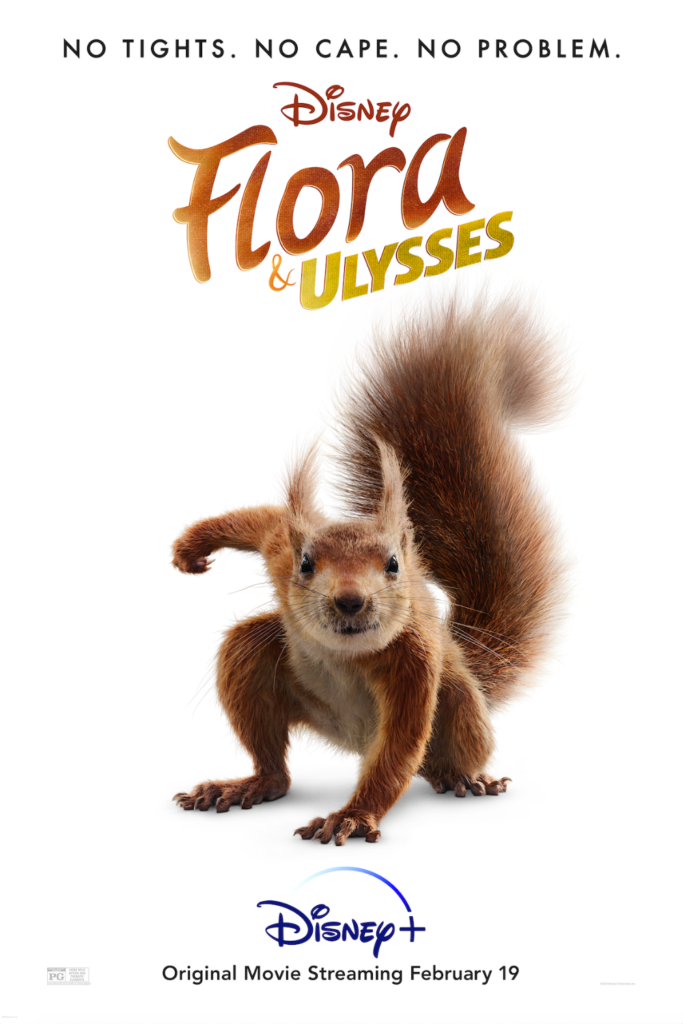 Powerful Life Lessons We Learn With Flora & Ulysses