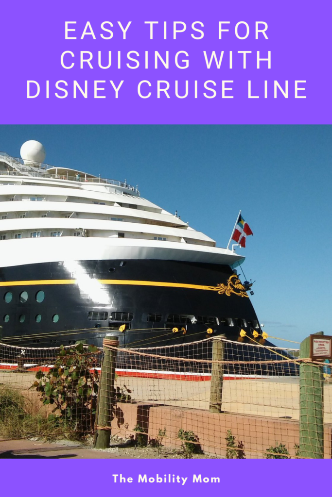 Easy Tips for Cruising With Disney Cruise Line