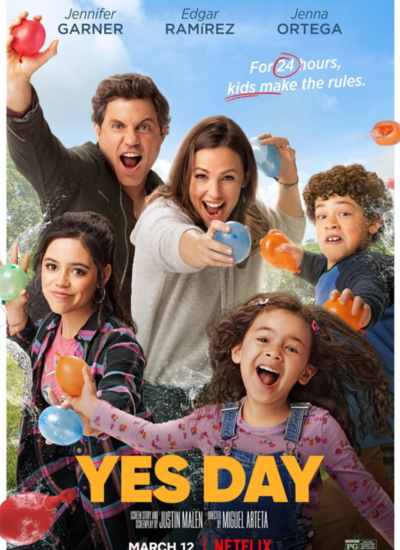 3 Positive Parenting Lessons I Learned From Yes Day