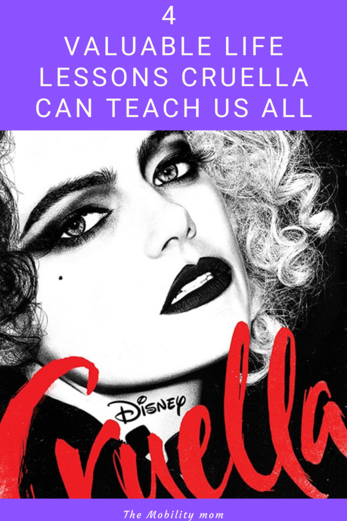5 Valuable Life Lessons Cruella Can Teach Us All
